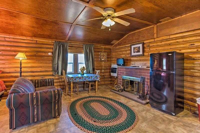 Fuggire dallo stress della città in questo accogliente monolocale affitto a Cedaredge, Colorado.
