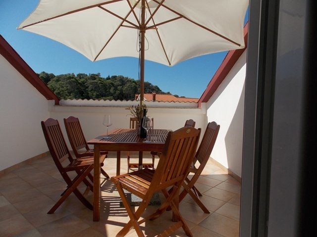 Apartment Ribaric, location de vacances à Palit