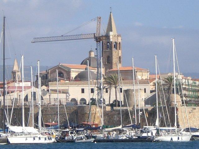 Puerto de Alghero