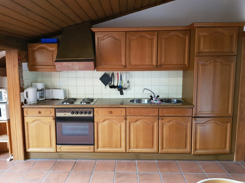 Apartment for 6 persons with Balcony, holiday rental in Zell am See