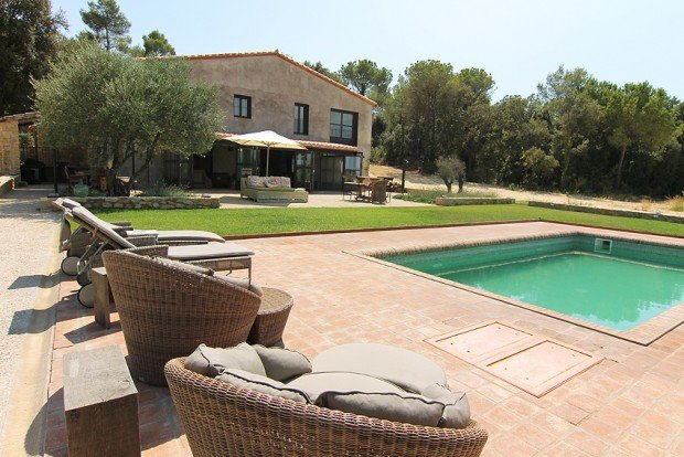 Fonteta Villa Sleeps 8 with Pool and WiFi - 5251824 – semesterbostad i Sant Sadurni de l'Heura