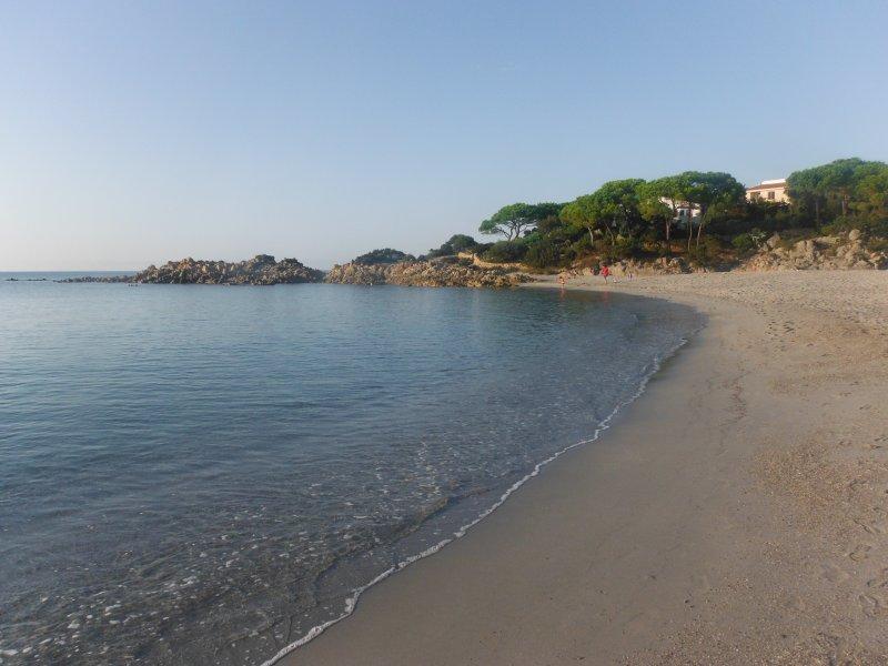 Sunrise in Cala Liberotto