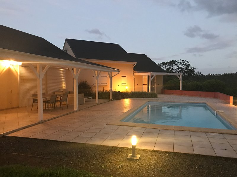 Forest Dream - Villa privée, alquiler de vacaciones en Goyave
