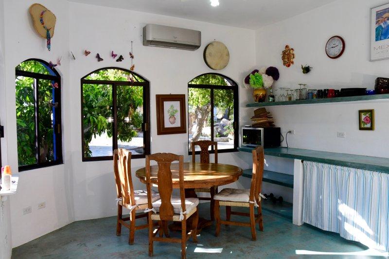 Beautiful casita near a wonderful beach, aluguéis de temporada em Los Barriles