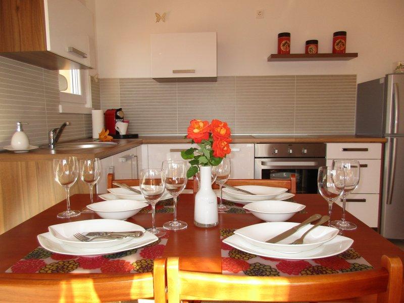 Iva Doren, vacation rental in Vir
