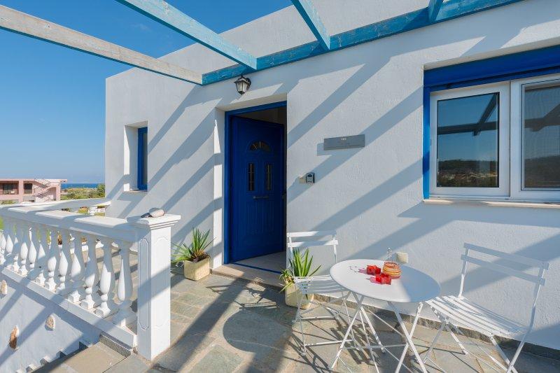 The Citrus House, the little Greek gem of Rhodes.