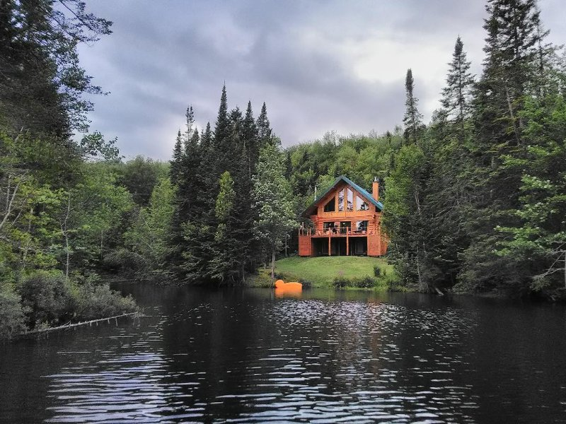 Bois rond, holiday rental in Lac-Beauport