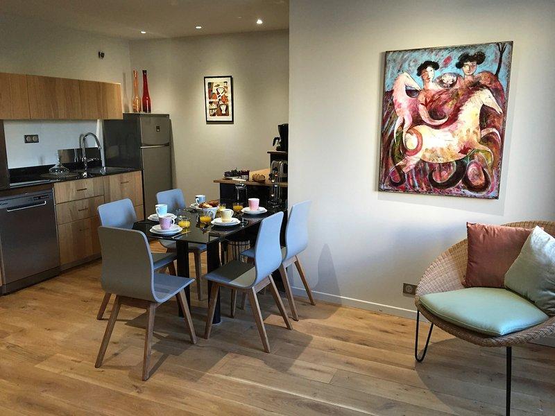 Ajoucadou,Première Loge,Luxury Apartment, holiday rental in Lourmarin