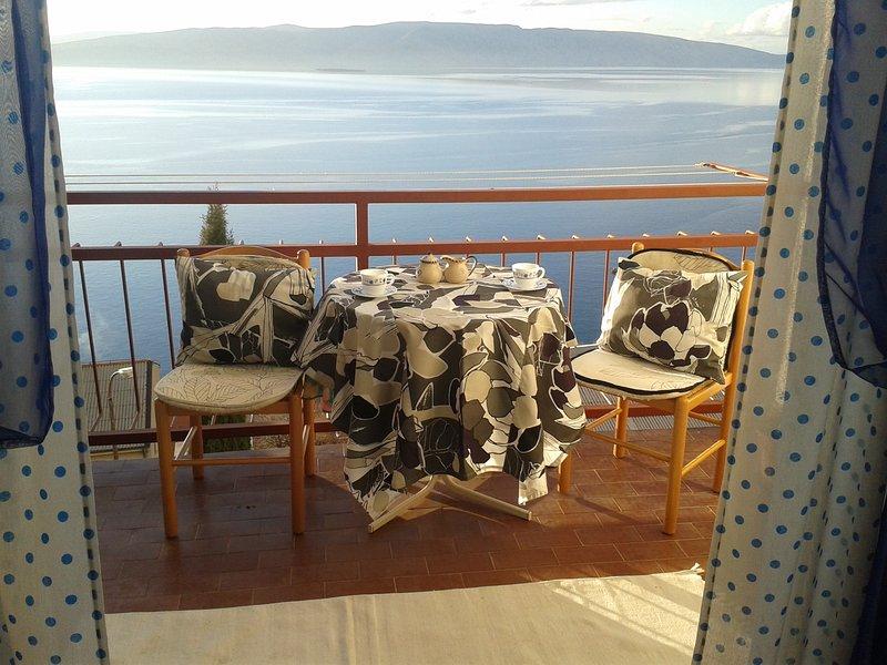Appartamento Tramonto, alquiler de vacaciones en Senj