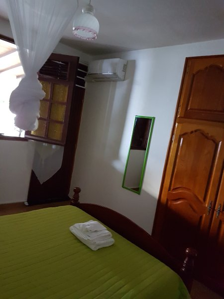1 dormitorio en la planta baja