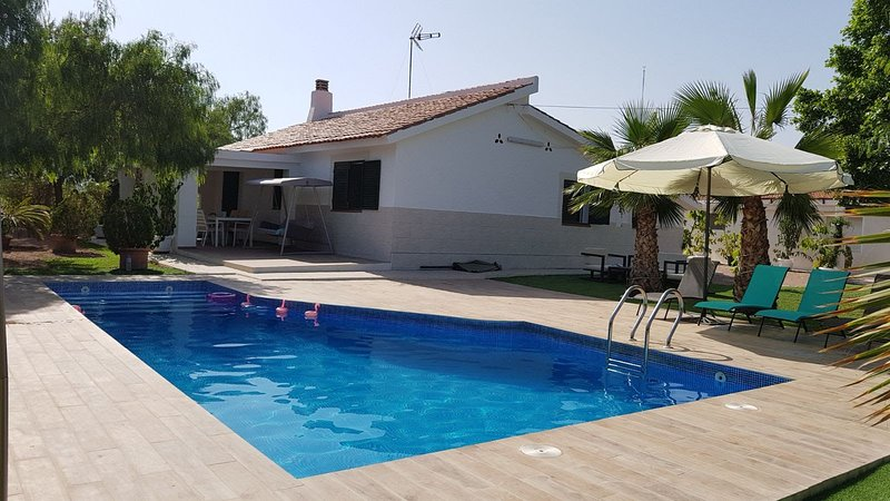 Chalet Bacarot, holiday rental in Agost