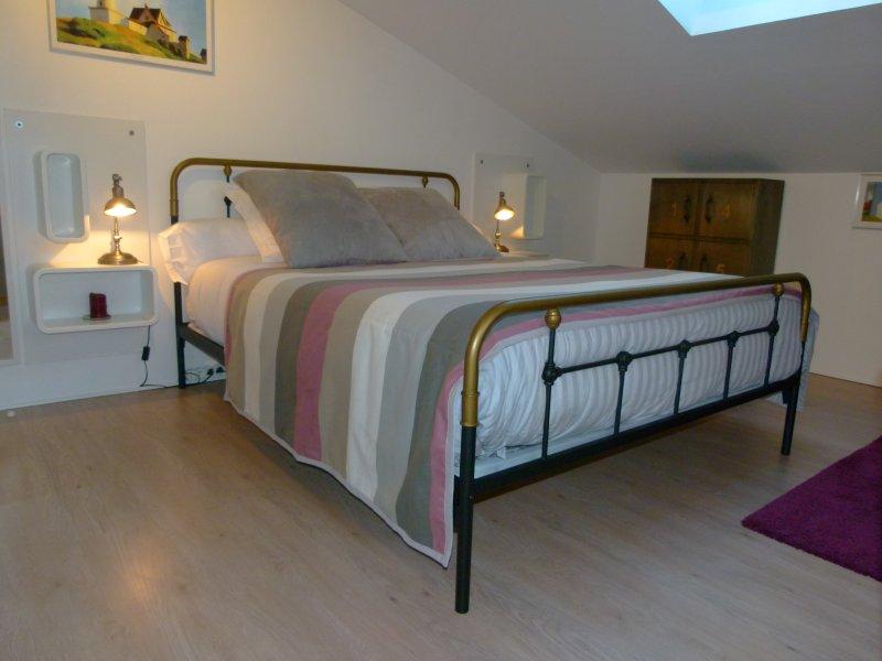 Chambre d'hôtes Au Trou du Loup, holiday rental in Saint-Priest-sous-Aixe