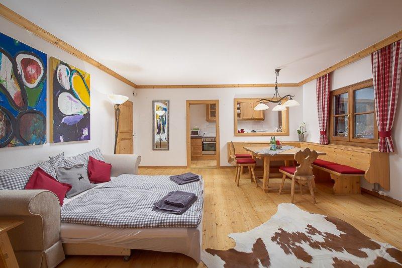 Buccara appartamento Schwarzsee