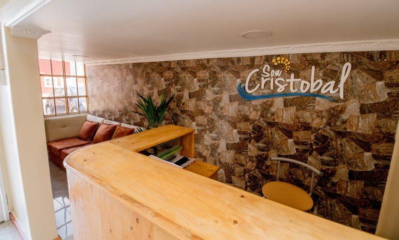 Hotel San Cristóbal Iquique, vacation rental in Iquique