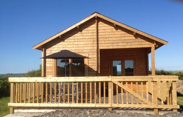 Log Cabin 2, holiday rental in Cilgerran