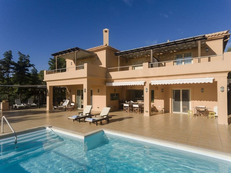 Villa Theros, holiday rental in Kosta