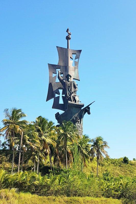 statue de Christophe Colomb, Arecibo
