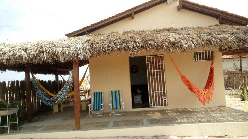 Aluguel Chalé Calu, Coqueiro - Luis Correia, holiday rental in Parnaiba