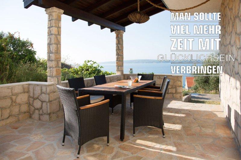 Ferienwohnung Seaside Zavala, vacation rental in Zavala