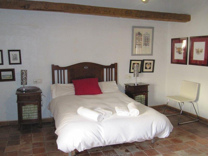 Apartamento de la escalera. Casa en El Centro histórico., vacation rental in El Sabinar