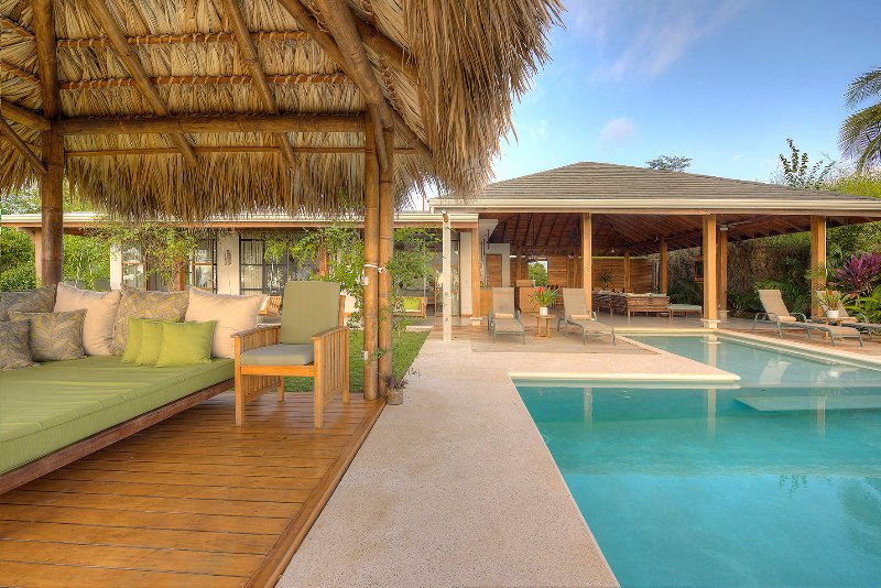 Casa La Onda - Gorgeous Ocean and mountain view zen villa- perfect for families, vacation rental in Santa Teresa