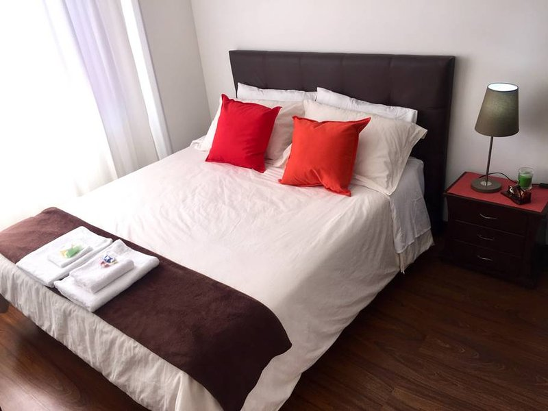 Beautiful, Comfortable, Safe apartment centrally located, holiday rental in Bogota