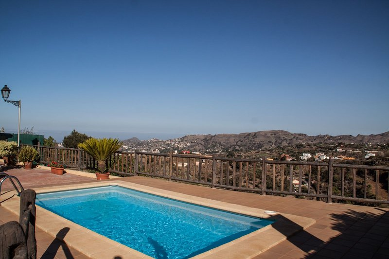 Casa rural Tinamar ,ocio y descanso en un mismo espacio, Ferienwohnung in Gran Canaria
