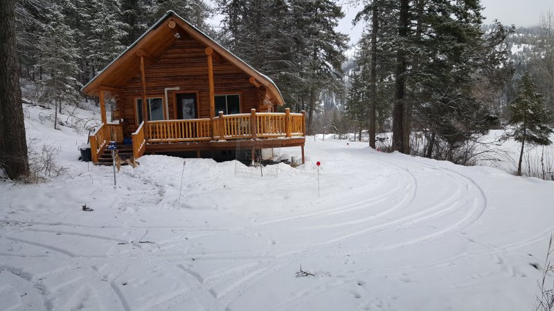 Heron's Roost Cabin #2, vacation rental in Libby