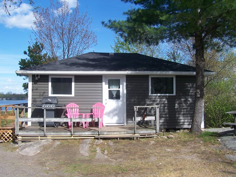 Lakefront Cottage Beach and Pool, vacation rental in Field