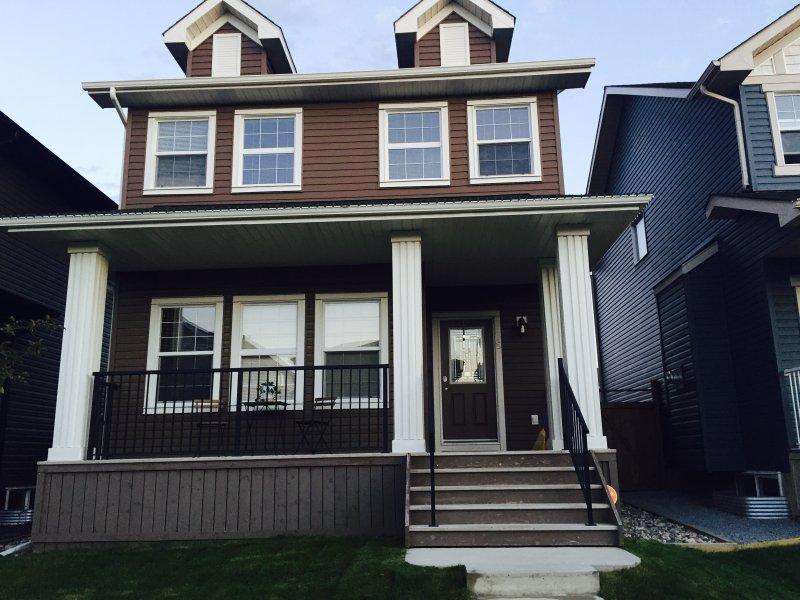 You home away from home, holiday rental in Airdrie