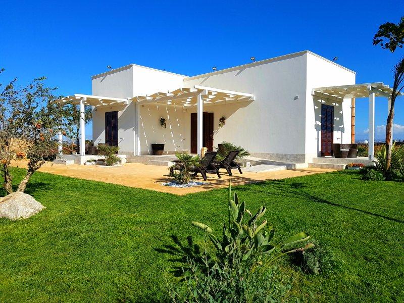 Villa Elios, location de vacances à Marsala