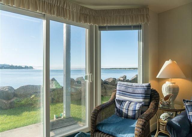 Bayfront/Oceanfront condo located in the Taft District of Lincoln City, alquiler de vacaciones en Lincoln City