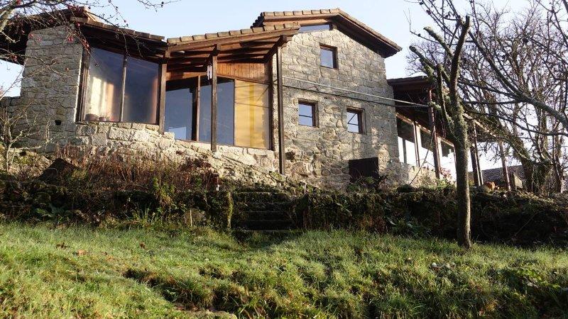 Apartamento Loft | Casa de campo - Galicia, aluguéis de temporada em Crecente