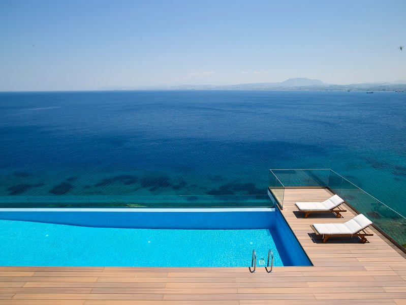 Thiseas Villa Sleeps 10 with Pool - 5512644, holiday rental in Rodia