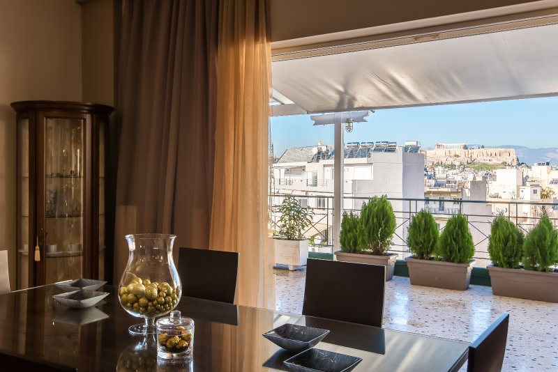 Athens View, holiday rental in Dafni