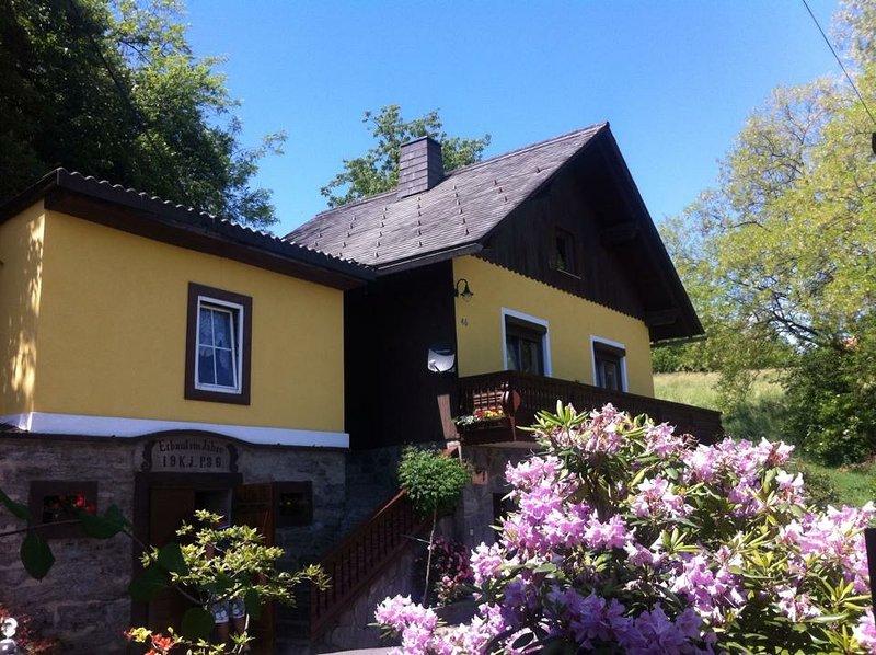 Winzerhäuschen, location de vacances à Kukmirn