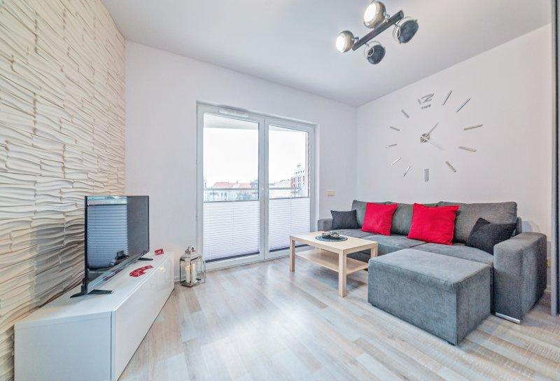 Apartament Homely Place Santiago Centrum Poznań, vacation rental in Oborniki