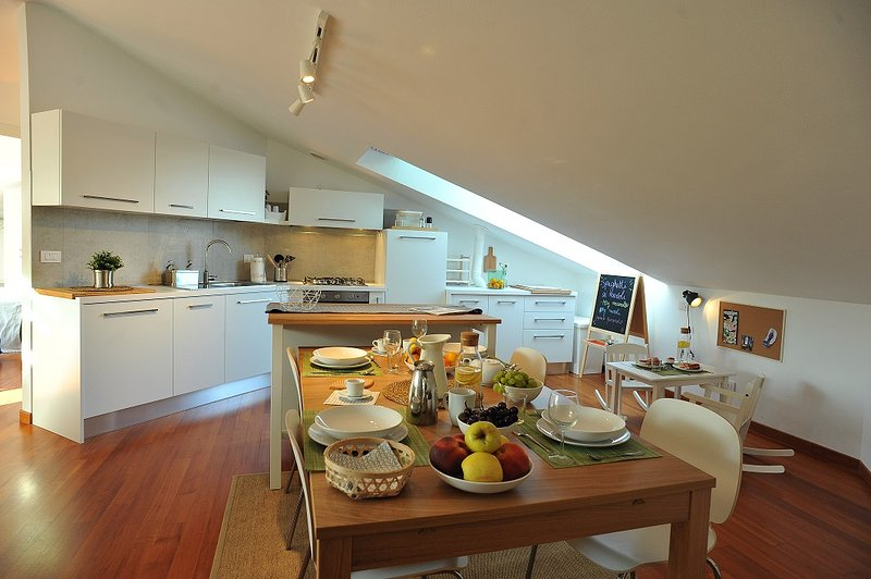 Villa Lubbock- Percy apartment, holiday rental in Tellaro