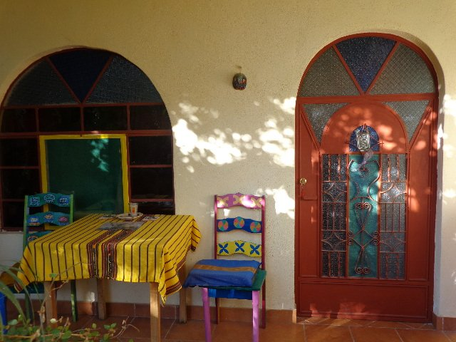 Luna Azul Garden Suite1  San Pedro La Laguna, Gua, vacation rental in Western Highlands