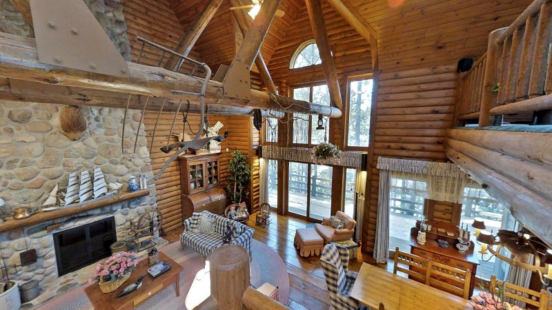 Big Trout Lake Lodge, vacation rental in Pine River