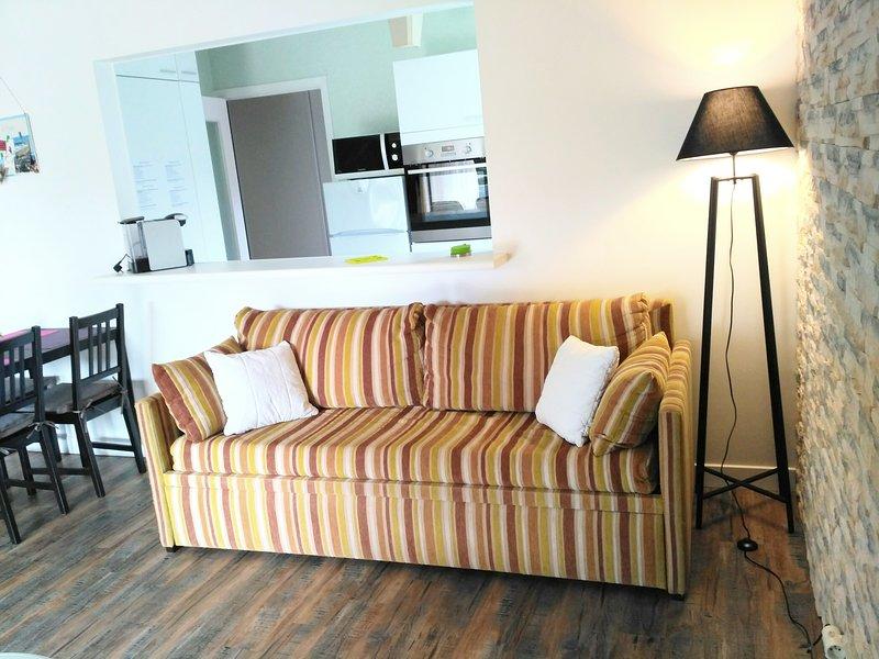 Appartement LAURA, location de vacances à Juan-les-Pins