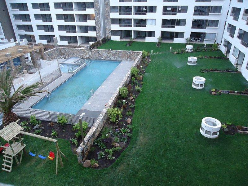 Departamento Reñaca Park 2 dormitorios, location de vacances à Renaca
