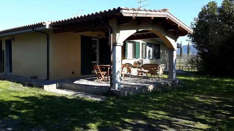Casa Vacanze I Poggetti, aluguéis de temporada em Macchiascandona