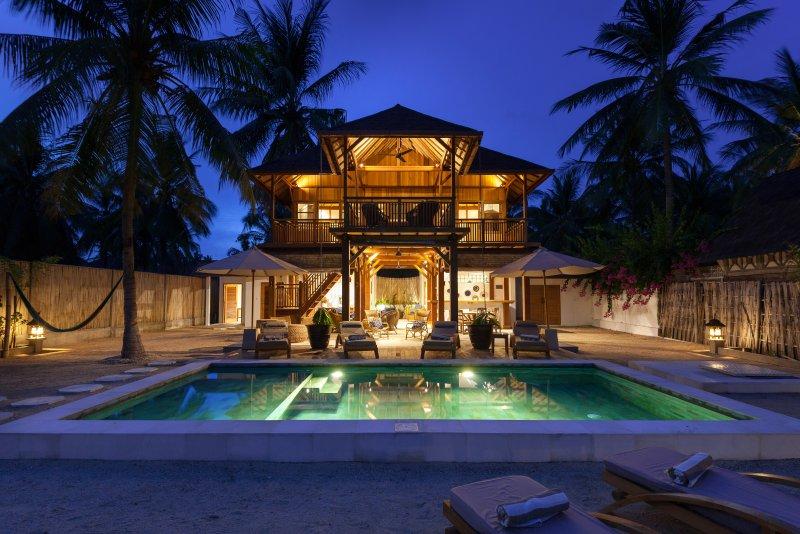 VILLA LUNA - GILI TRAWANGAN, vacation rental in Lombok