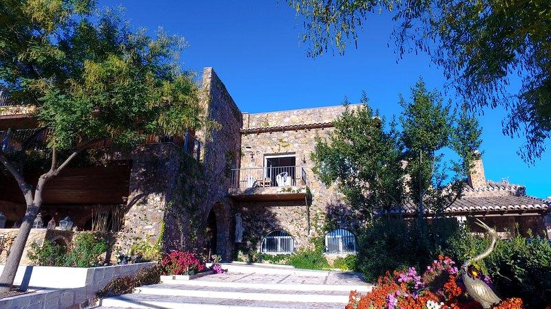 Finca Arudecas, location de vacances à Las Navillas