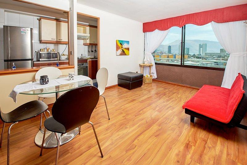 Arriendo diario de Departamento, vacation rental in Iquique