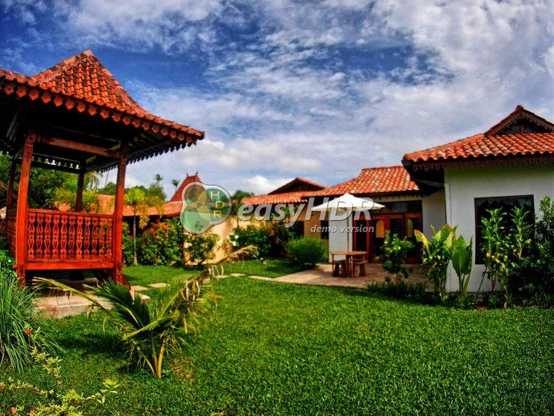 Limasan Padi, Frangipani, holiday rental in Pantai Cenang