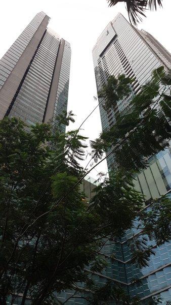St. Francis Shangri-la torres 1 e 2