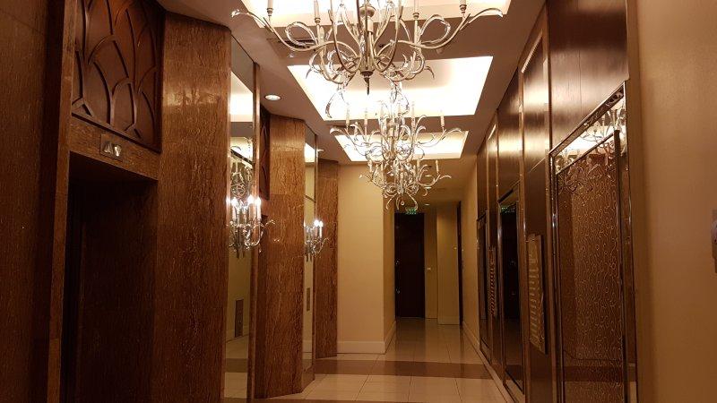 foyer amenidades elevador