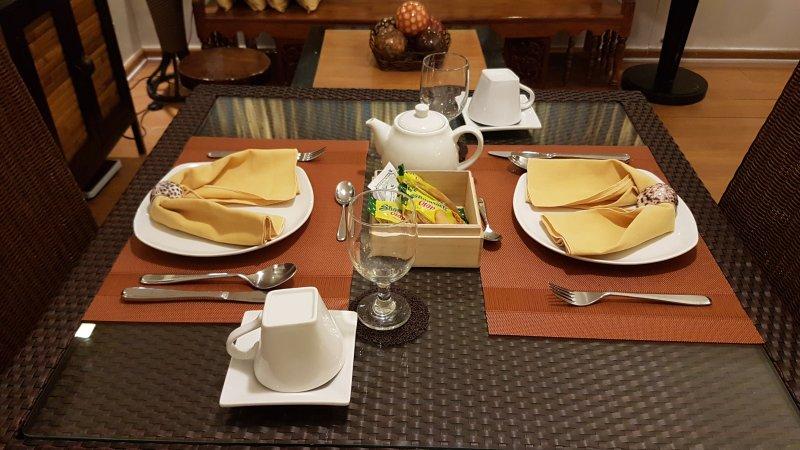mesa de jantar para 4